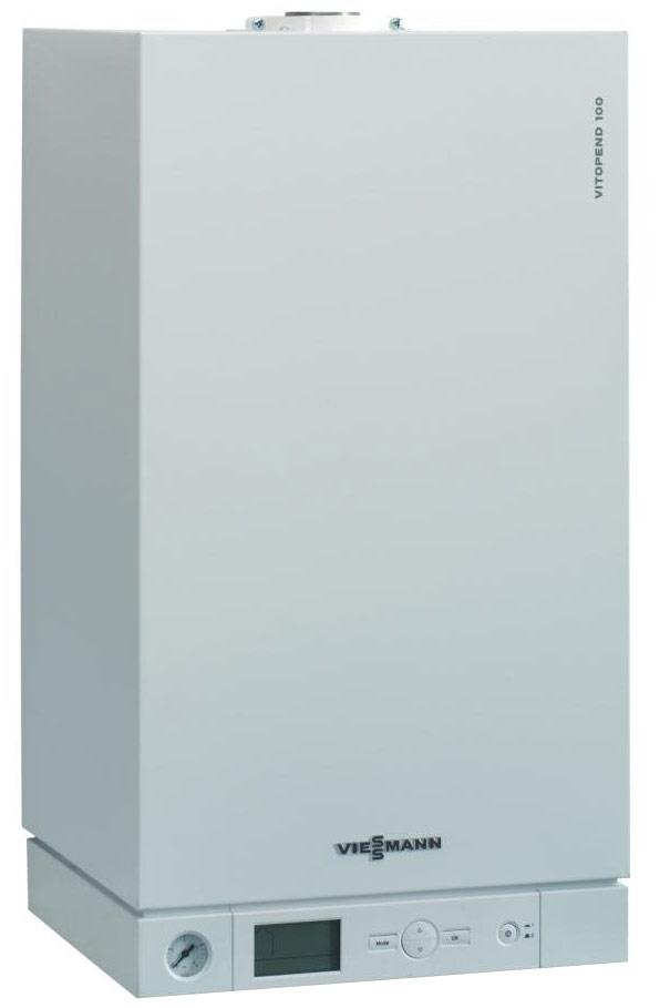 Котел газовый Viessmann Vitopend 100-W A1JB K-rlu (29,9 кВт)