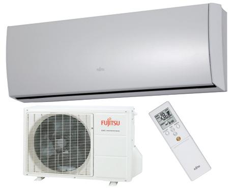 Сплит-система Fujitsu Slide Inverter 12 (ASYG12LUCA/AOYG12LUC)