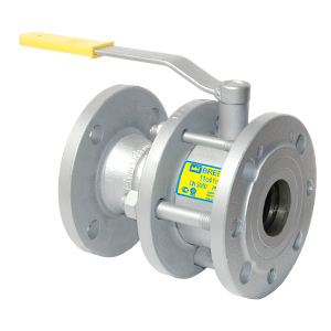 BREEZE, Кран шаровый 11с41п Ду 100/100 ф/ф, сталь, вода, прир.газ, Ру16, Т-30:+200°С, класс А