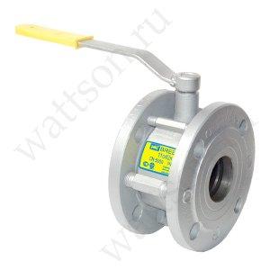 BREEZE, Кран шаровый 11с42п Ду 100/080 ф/ф, сталь, вода, прир.газ, Ру16, Т-30:+200°С, класс А
