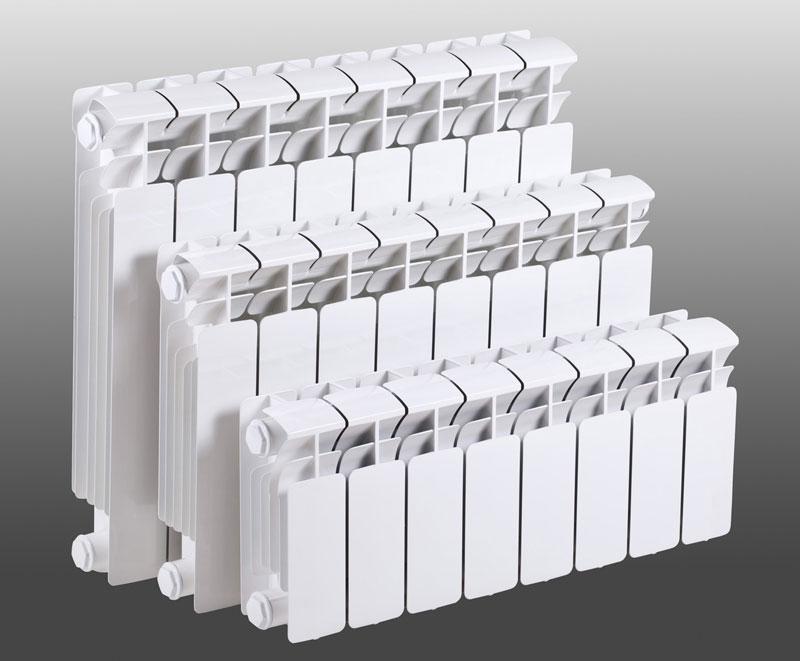 Радиатор биметаллический RIFAR B200 8 секций.