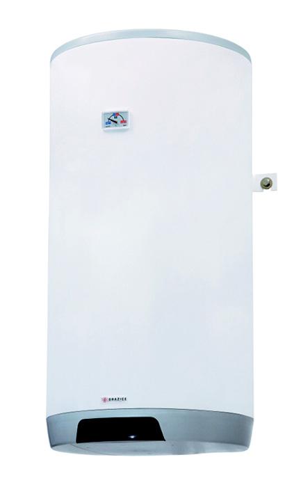Бойлер косвенного нагрева Drazice OKC 160/1m2 (теплообменник + ТЭН)