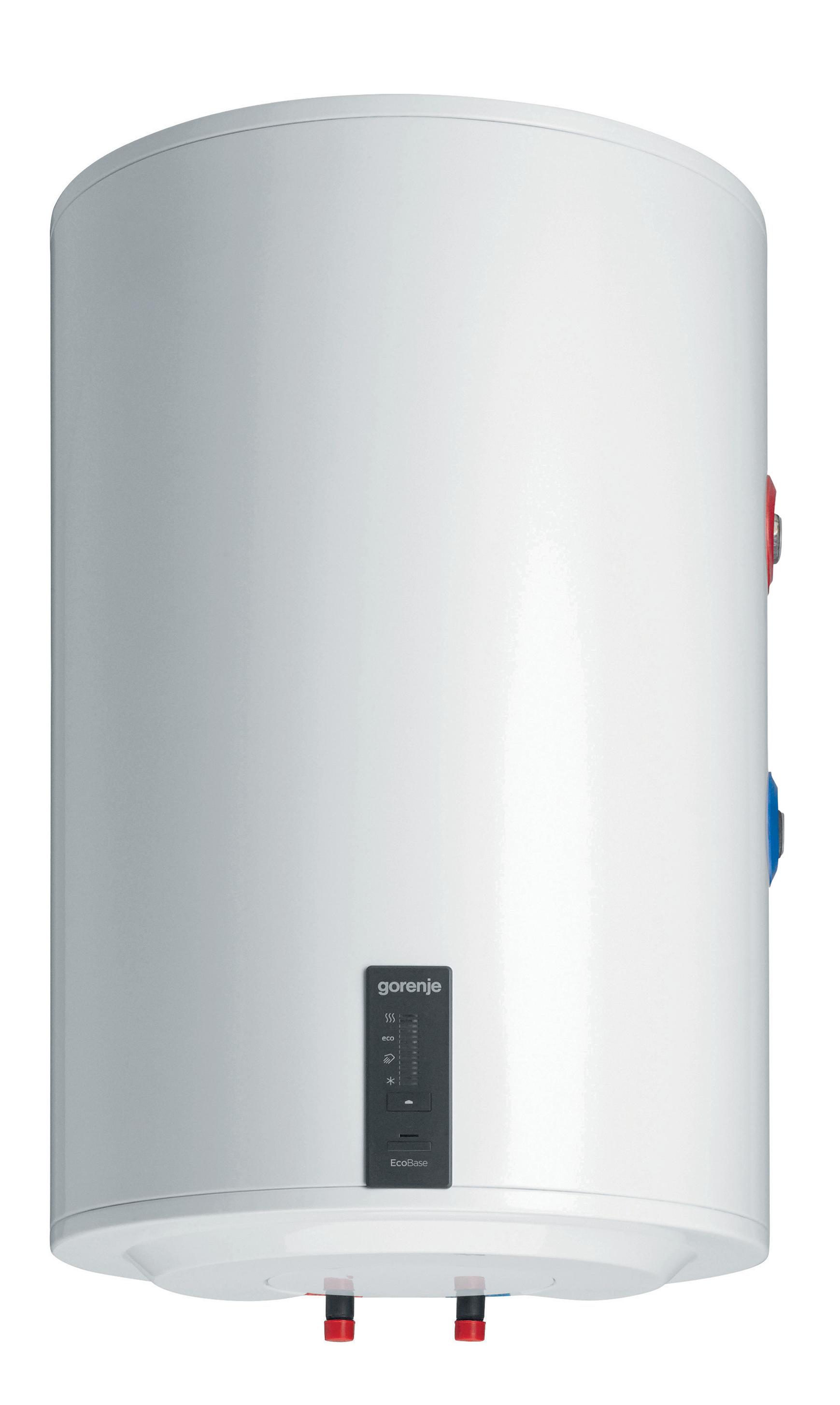 Водонагреватель косвенного нагрева Gorenje GBK80ORRNB6 комбинированный (теплообменник + ТЭН)
