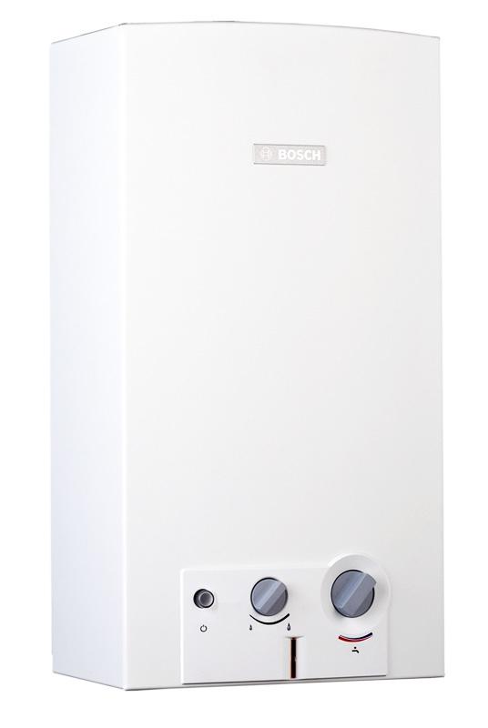 Газовый проточный водонагреватель Bosch Therm 4000 O WR10-2 B