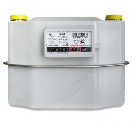 Счетчик газа ELSTER с механической коррекцией ВК G 10 Т (250 мм) 2019 г.