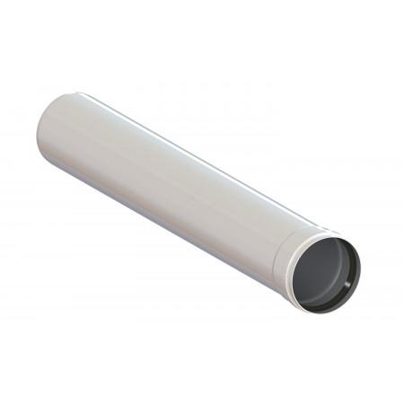 УТДК, Удлинитель для раздельной системы 80/80 - 0,50 м