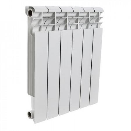 Радиатор алюминиевый ROMMER Profi 500 4 секции