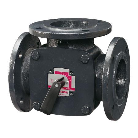 ESBE, Клапан 3-х ходовой смесительный 3F Ду 100, Kvs 225,0