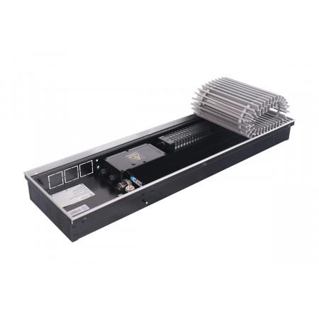 STOUT Конвектор внутрипольный SCQ 90.190.2250 (Решётка роликовая, анодированный алюминий)