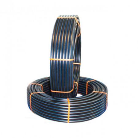 Труба ПНД ДЖИЛЕКС РЕ-100 PN12,5 25 х 2,0 мм (в бухте 50 м)