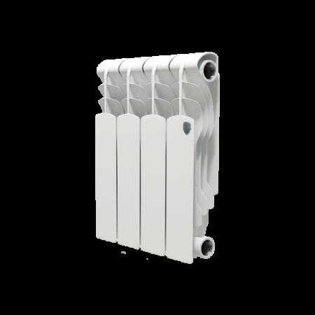 Радиатор алюминиевый Royal Thermo Revolution 350х4 секции