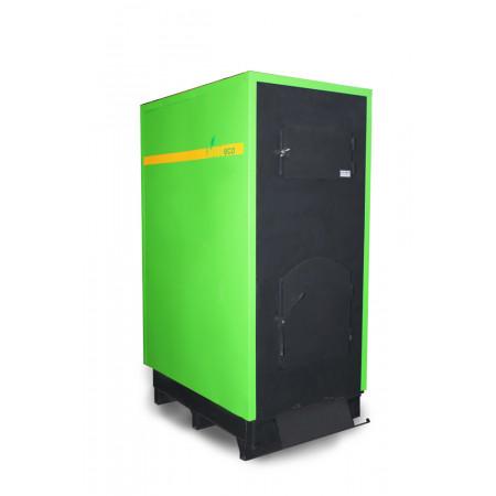 Котел твердотопливный длительного горения Lavoro Eco C 82 (82 кВт)