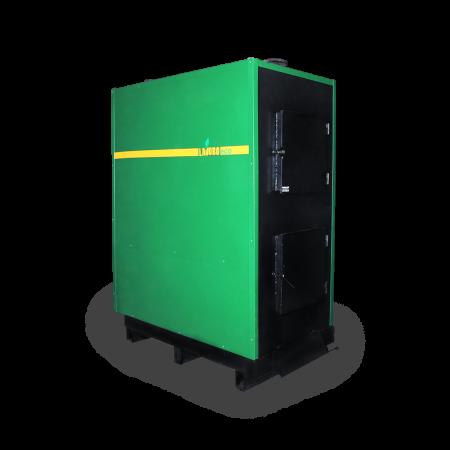 Котел твердотопливный длительного горения Lavoro Eco PRO P-150 (150 кВт)