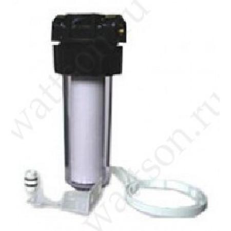 Комплект фильтрации AQUAPRO ABR-10 1/2'', диаметр 130 мм (прозрачный)