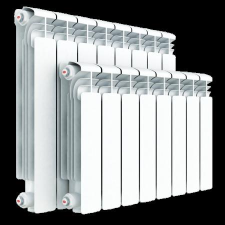 Радиатор алюминиевый RIFAR Alum 500 8 секций.