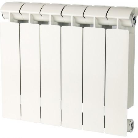Global STYLE EXTRA 350 4 секций радиатор биметаллический боковое подключение