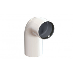 УТДК, Колено М-П 80/80 90° с манжетой