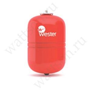 WESTER, Расширительный бак WRV 12 л / 5 бар (сменная мембрана)