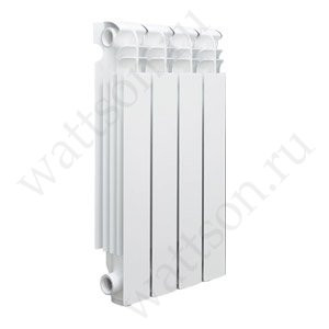 Радиатор литой биметаллический Wattson BM 500 080 08 секций