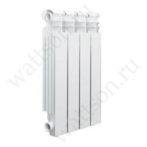 Радиатор литой биметаллический Wattson BM 500 080 10 секций