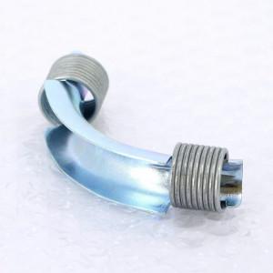 REHAU, отвод направляющий с кольцами 32х90гр.