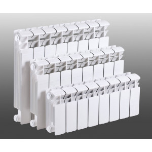 Радиатор биметаллический RIFAR B500 5 секций.