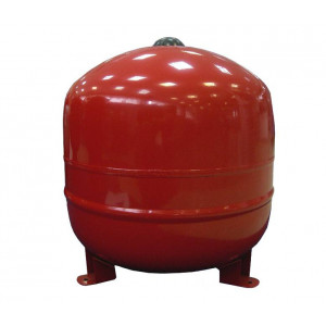 CIMM, бак ERE CE 35 л на ножках для отопления вертикальный (1,5-4 bar)