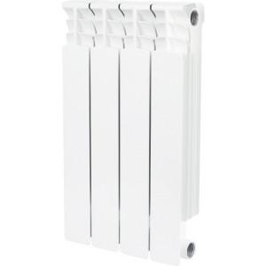 STOUT Space 500 9 секций радиатор биметаллический боковое подключение