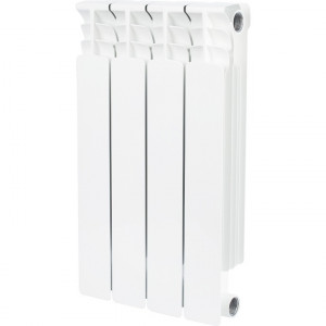 STOUT Space 500 11 секций радиатор биметаллический боковое подключение