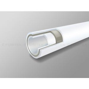 FUSITEK, Труба PN20 FASER SDR 7.4 (W) S3.2 — 90 х 12,3 (4 м, стекловолокно)