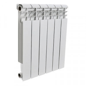 Радиатор алюминиевый ROMMER Profi 500 6 секций