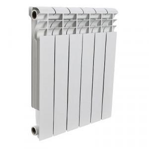 Радиатор алюминиевый ROMMER Profi 350 8 секций