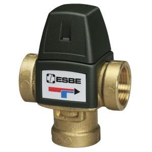 Клапан термостатический ESBE VTA 321, 20-43°C Rp1/2-1.5 Kvs=1.5