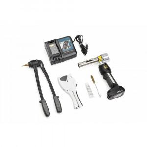 REHAU, Комплект гидравлиеского инструмента на электроаккумулятор REHAU RAUTOOL A-light2
