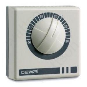 ЛЕМАКС, Комнатный термостат CEWAL RQ10