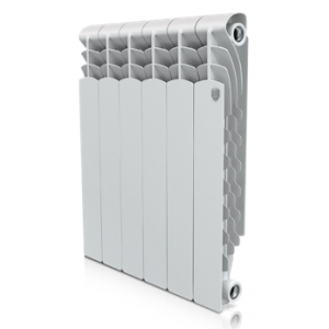 Радиатор алюминиевый Royal Thermo Revolution 500х10 секций