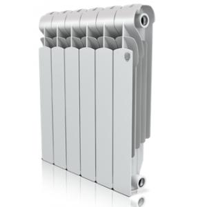 Радиатор алюминиевый Royal Thermo Indigo 500х10 секций