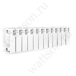 Радиатор литой алюминиевый Wattson AL Элемент 200/100 12 секций