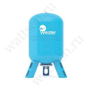 WESTER, Гидроаккумулятор WAV 50 л / 10 бар (сменная мембрана)