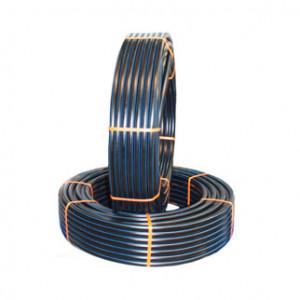 Труба ПНД ДЖИЛЕКС РЕ-100 PN12,5 25 х 2,0 мм (в бухте 100 м)
