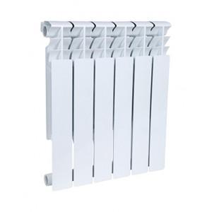 Радиатор биметаллический ROMMER Plus BM 500, 6 секций