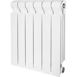 Радиатор алюминиевый STOUT VEGA 500, 8 секций