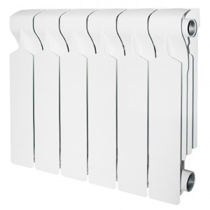 Радиатор алюминиевый STOUT VEGA 350, 10 секций