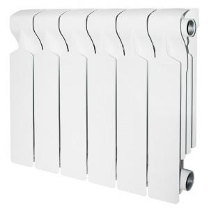 Радиатор алюминиевый STOUT VEGA 350, 6 секций
