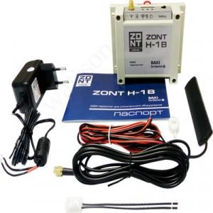 BAXI, Система удаленного управления котлом ZONT-H1B