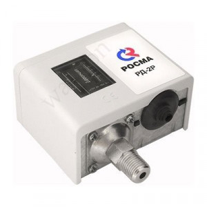 РОСМА, Реле давления РД-2Р, подкл. G1/4 диапазон -0,10 - 1,0 МПа