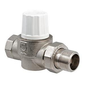 """VALTEC, Клапан термостатический прямой 1/2"""" с повышенной пропускной способностью"""