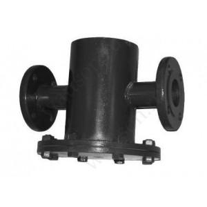 МИФРИЛ, Грязевик вертикальный Ду 080, сталь, фл., Ру16, Т150°С, вода