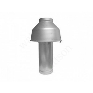 BAXI, Дымовой колпак со стабилизатором диаметр 160 мм для Slim 1.400 iN и Slim 1.490 iN