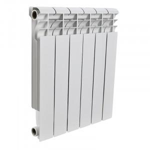 Радиатор биметаллический Rommer Optima Bm 500, 6 секций